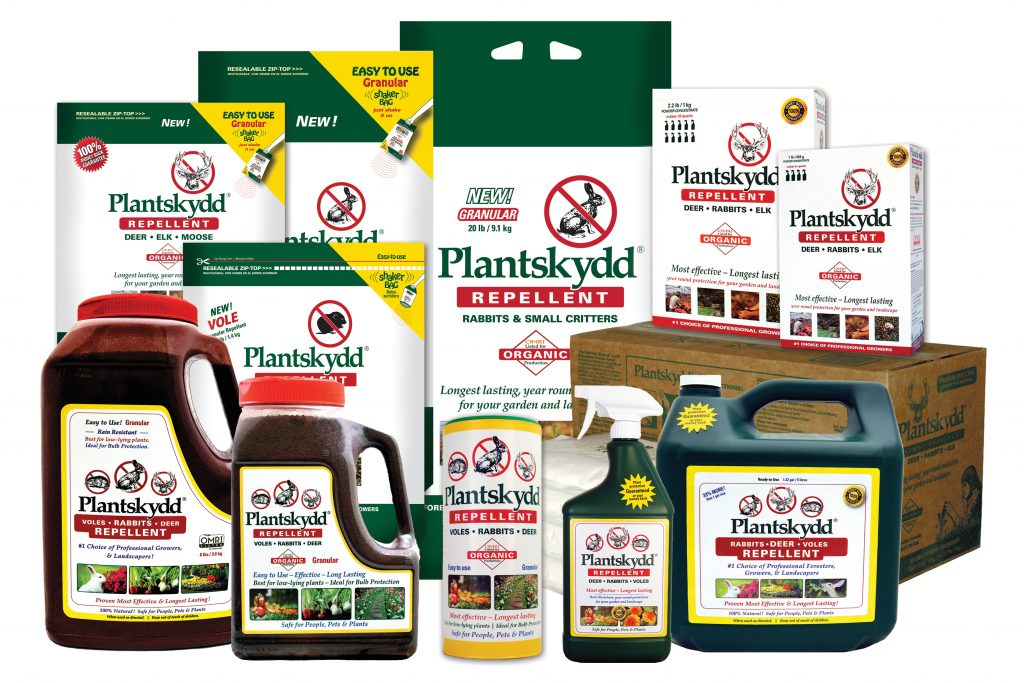 Plantskydd Product Family Graphic