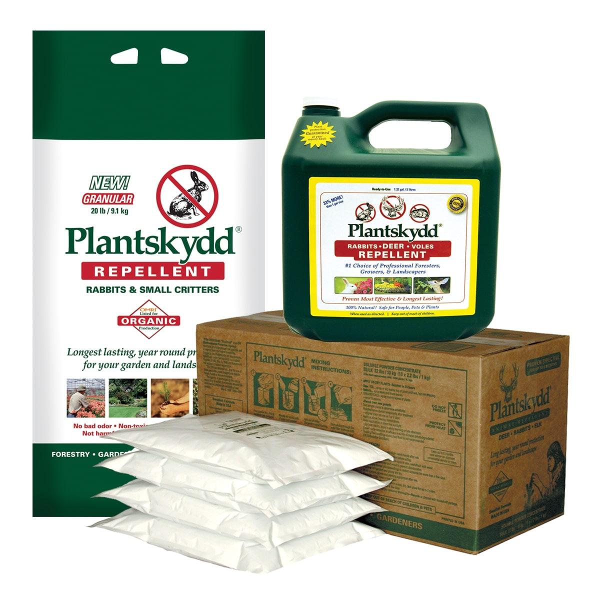 Plantskydd Animal Repellent Bulk Product Line