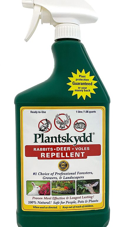 Plantskydd Deer Rabbits Voles Repellent 1L RTU liquid