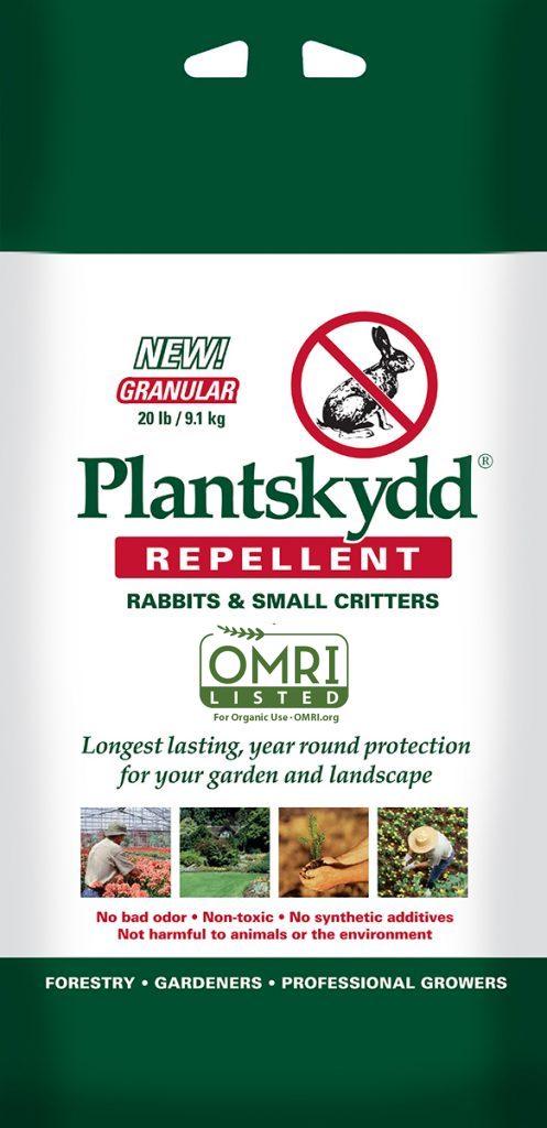 Plantskydd granular 20 lb bag - OMRI Listed