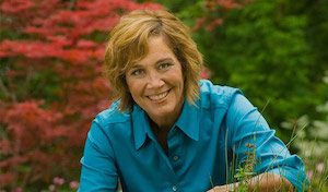 Melinda Myers - Nationally known gardening expert, TV/radio host, author, columnist, speaker and Plantskydd advocate based in Wisconsin